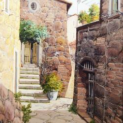Пазл онлайн: По древним улочкам