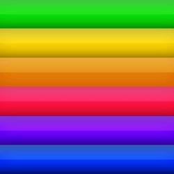 Пазл онлайн: Цветные полосы