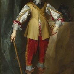 Пазл онлайн: Принц Руперт