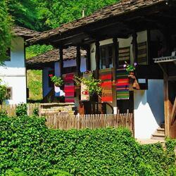 Пазл онлайн: Деревня Боженци
