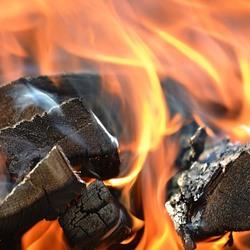 Пазл онлайн: Магия огня