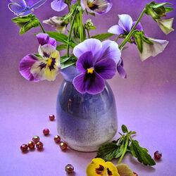 Пазл онлайн: Цвет лета