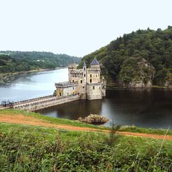 Пазл онлайн: Замок Ла-Рош