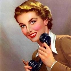 Пазл онлайн: Гламурные женщины