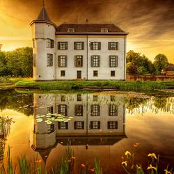 Пазл онлайн: Замок Huis Doorn