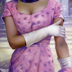 Пазл онлайн: Женщина – сплошное волшебство