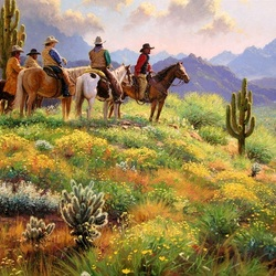 Пазл онлайн: Восточный Техас