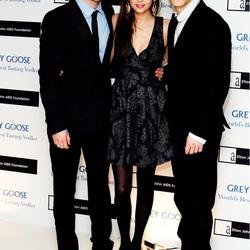 Пазл онлайн: Нина,Йен и Пол
