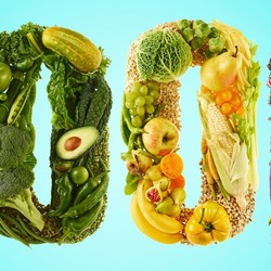 Пазл онлайн: Еда