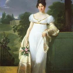 Пазл онлайн: Великая княжна Мария Николаевна