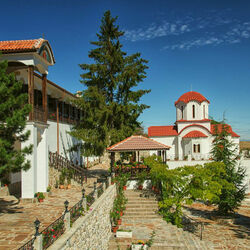 Пазл онлайн: Кукленский монастырь