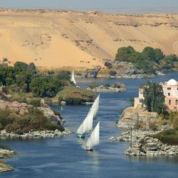 Пазл онлайн: В долине Нила