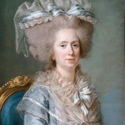 Пазл онлайн: Мадам Аделаида Французская