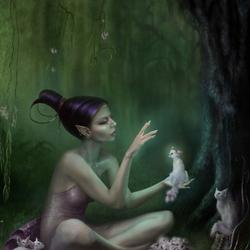 Пазл онлайн: Волшебный