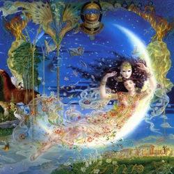 Пазл онлайн: Od Magic / Магия