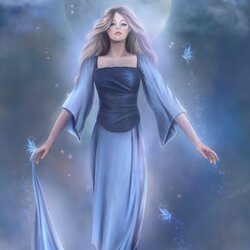 Пазл онлайн: Эфемерная магия