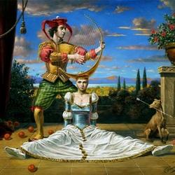 Пазл онлайн: Испанский сын лучника
