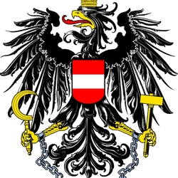 Пазл онлайн: Герб Австрии