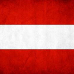 Пазл онлайн: Флаг Австрии