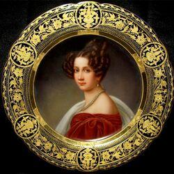 Пазл онлайн: София, принцесса Баварии