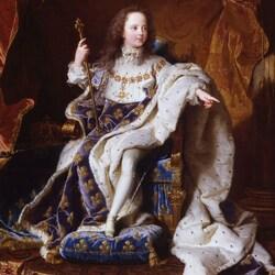 Пазл онлайн: Людовик XV в детстве