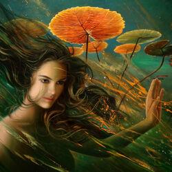 Пазл онлайн: Фантазия ветра