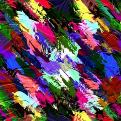 Пазл онлайн: Краски