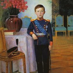 Пазл онлайн: Цесаревич Алексей Николаевич