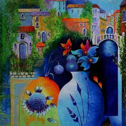 Пазл онлайн: Миражи Венеции