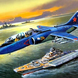 Пазл онлайн: Як-38У