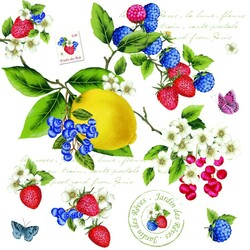 Пазл онлайн: Фруктовый сад