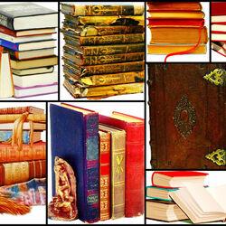 Пазл онлайн: Книги