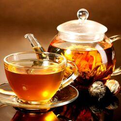 Пазл онлайн: Чай