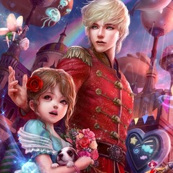 Пазл онлайн: Клара и Щелкунчик