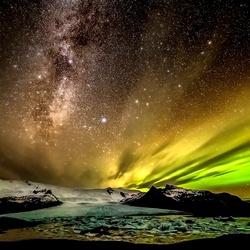 Пазл онлайн: Как по Млечному пути