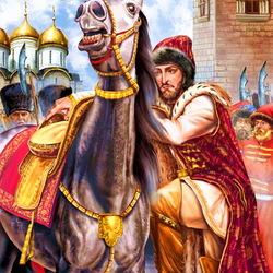 Пазл онлайн: Царь Федор Алексеевич