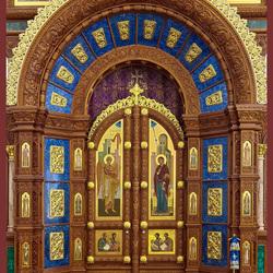 Пазл онлайн: Царские Врата