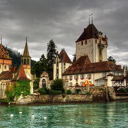 Пазл онлайн: Замок Оберхофен