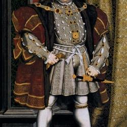 Пазл онлайн:  Генрих VIII