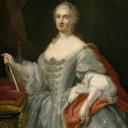 Пазл онлайн: Королева Мария Амалия Саксонская