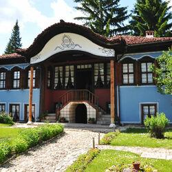 Пазл онлайн: Дом в Копривштице