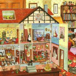 Пазл онлайн: Идеальный дом