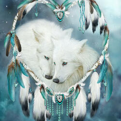 Пазл онлайн: Ловец снов