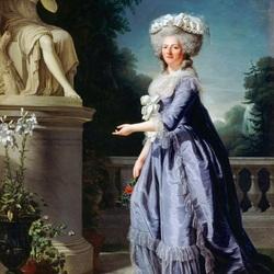 Пазл онлайн: Мария-Тереза-Луиза-Виктория Французская