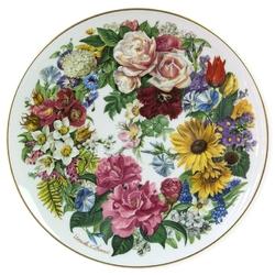 Пазл онлайн: Венок цветов