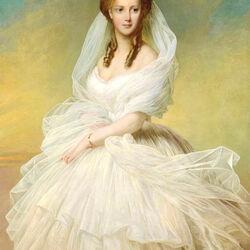 Пазл онлайн: Принцесса Александра