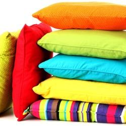 Пазл онлайн: Подушки