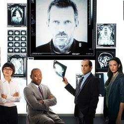 Пазл онлайн: Доктор Хаус