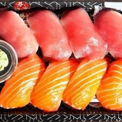 Пазл онлайн: Суши