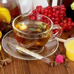 Пазл онлайн: Чай от простуды